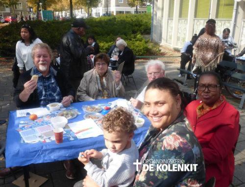 """Jong en oud, het succes voor """"Samen Tegen Eenzaamheid"""" 2018"""