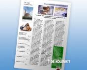 Informatiebulletin de Kolenkitkerk in Amsterdam - Editie 35