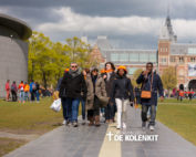 Kolenkitreporter van de Kolenkitkerk in Amsterdam