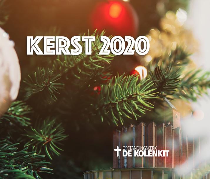 Kerstmis 2020 in de Amsterdamse Kolenkitkerk