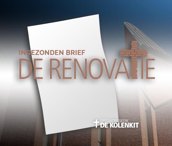 De renovatie van de Amsterdamse Kolenkit kerk. Helpt u mee?